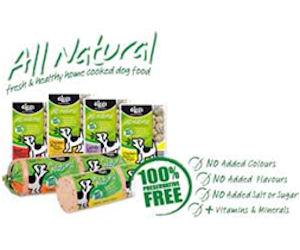 Legs Dog Food Free Lid