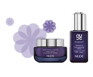 Register to Receive 2 Free Nude Skincare Samples - Free Product