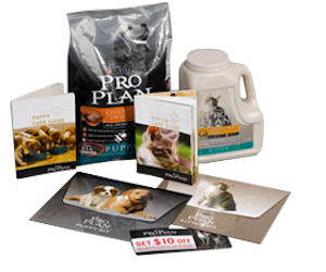 Purina Puppy or Kitten Starter Kit