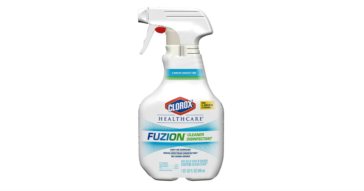 Clorox Cleaner ONLY $9.78 on Amazon (Reg. $17.80)