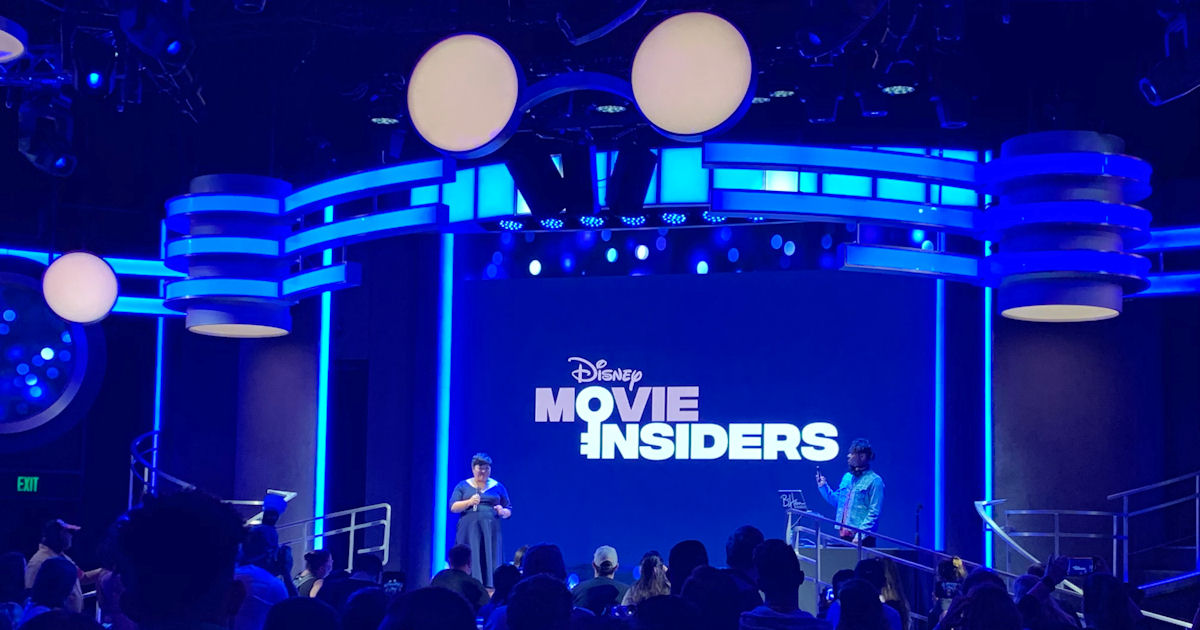 Disney Movie Insiders