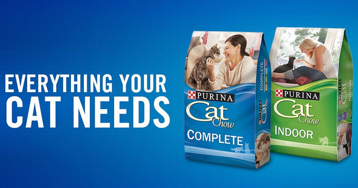 Purina Cat Food Perks